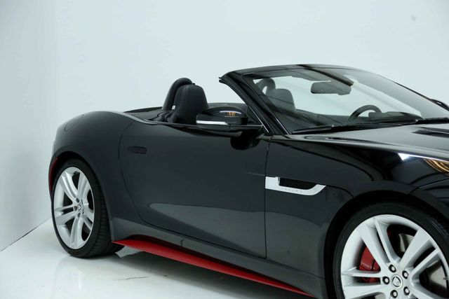 2014 Jaguar F-TYPE Convt V8 S Convt Houston, Texas 7