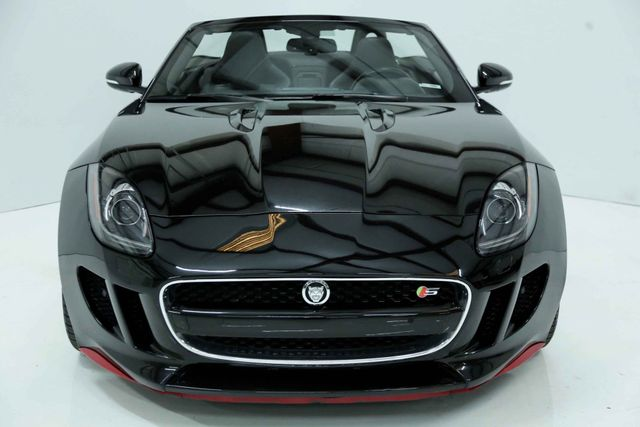 2014 Jaguar F-TYPE Convt V8 S Convt Houston, Texas 2