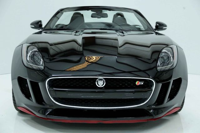 2014 Jaguar F-TYPE Convt V8 S Convt Houston, Texas 5