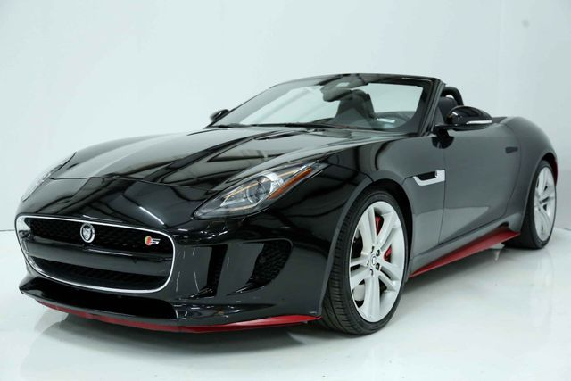 2014 Jaguar F-TYPE Convt V8 S Convt Houston, Texas 3