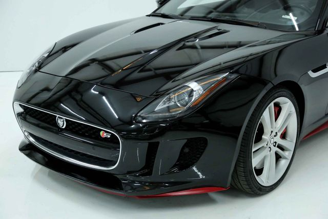 2014 Jaguar F-TYPE Convt V8 S Convt Houston, Texas 6