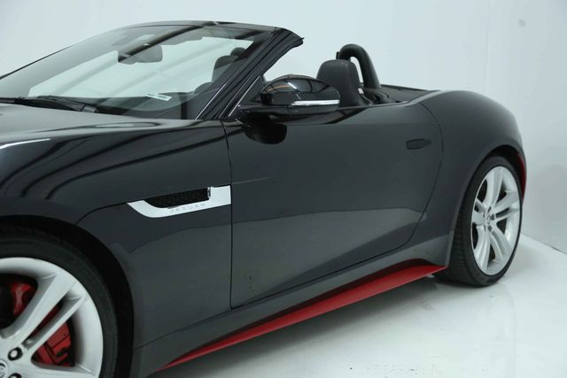 2014 Jaguar F-TYPE Convt V8 S Convt Houston, Texas 8