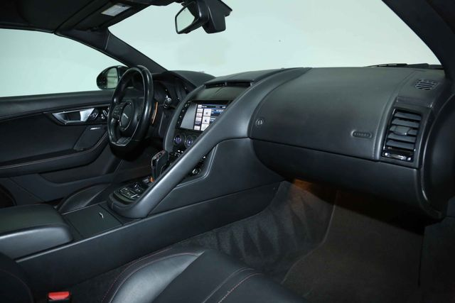2014 Jaguar F-TYPE Convt V8 S Convt Houston, Texas 16