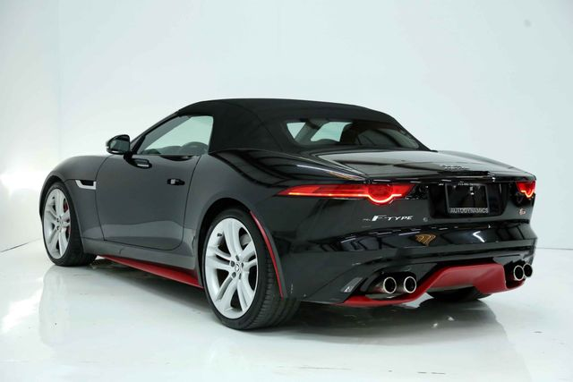2014 Jaguar F-TYPE Convt V8 S Convt Houston, Texas 9