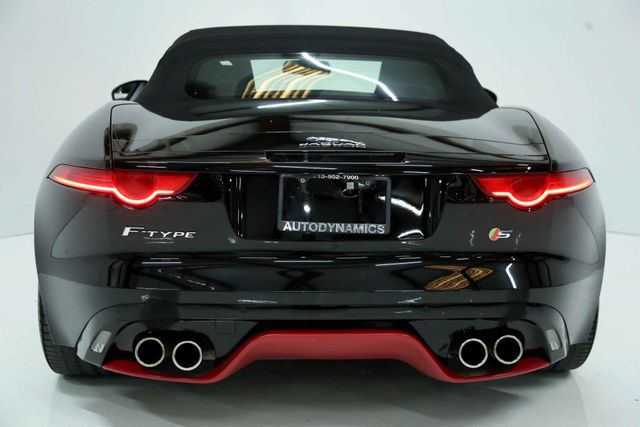 2014 Jaguar F-TYPE Convt V8 S Convt Houston, Texas 10
