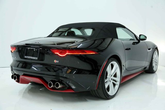 2014 Jaguar F-TYPE Convt V8 S Convt Houston, Texas 11