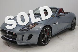 2014 Jaguar F-TYPE S Convt Houston, Texas