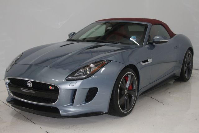 2014 Jaguar F-TYPE S Convt Houston, Texas 1