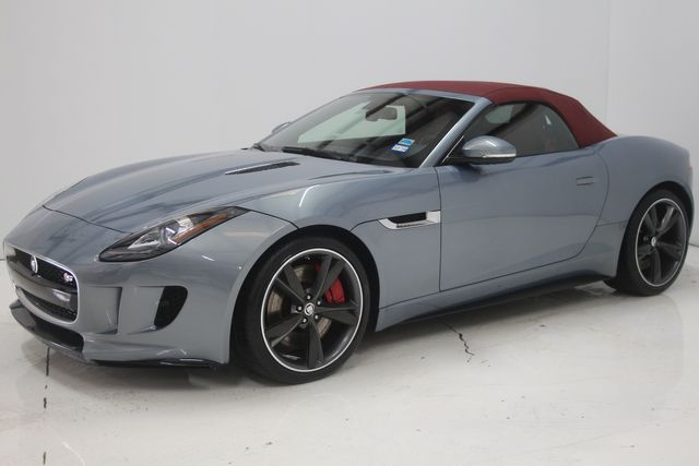 2014 Jaguar F-TYPE S Convt Houston, Texas 2