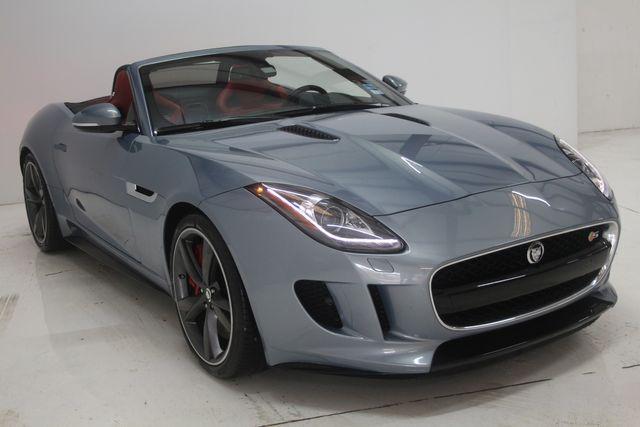 2014 Jaguar F-TYPE S Convt Houston, Texas 11