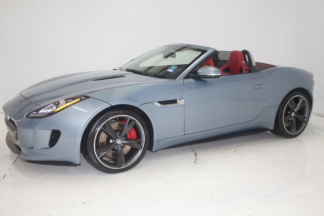 2014 Jaguar F-TYPE S Convt Houston, Texas 12