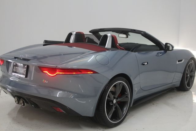 2014 Jaguar F-TYPE S Convt Houston, Texas 13