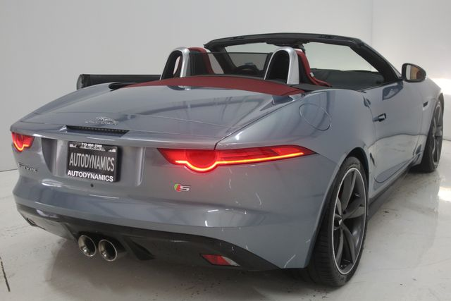 2014 Jaguar F-TYPE S Convt Houston, Texas 14