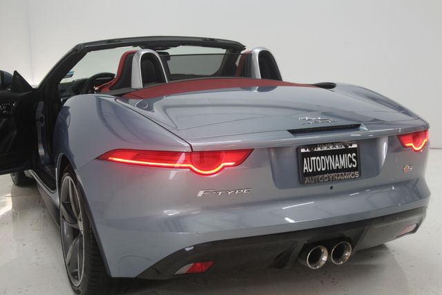 2014 Jaguar F-TYPE S Convt Houston, Texas 15