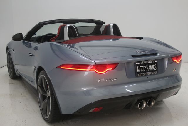 2014 Jaguar F-TYPE S Convt Houston, Texas 16