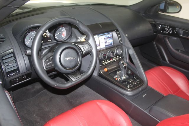 2014 Jaguar F-TYPE S Convt Houston, Texas 23
