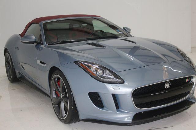 2014 Jaguar F-TYPE S Convt Houston, Texas 4