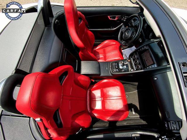 2014 Jaguar F-TYPE V6 S Madison, NC 36