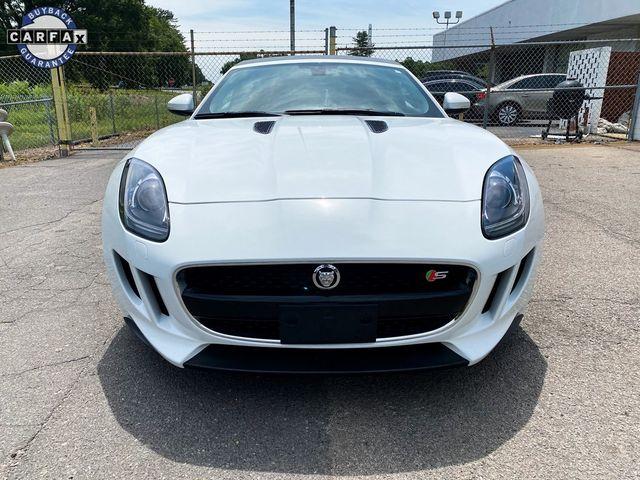 2014 Jaguar F-TYPE V6 S Madison, NC 6