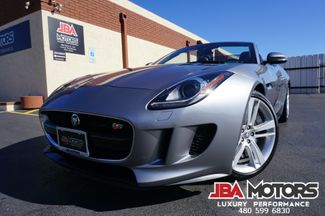 2014 Jaguar F-TYPE V8 S Convertible ~ ONLY 7k LOW MILES!! | MESA, AZ | JBA MOTORS in Mesa AZ