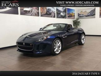 2014 Jaguar F-TYPE V6 S in San Diego, CA 92126