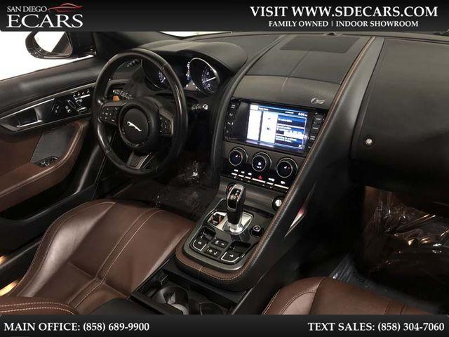 2014 Jaguar F-TYPE V6 S in San Diego, CA 92126