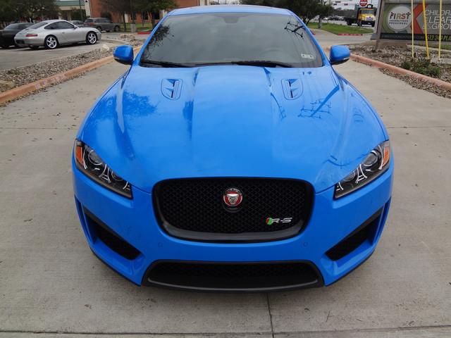 2014 Jaguar XF V8 XFR-S RWD Austin , Texas 9