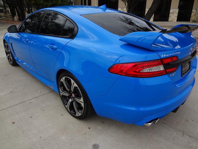 2014 Jaguar XF V8 XFR-S RWD Austin , Texas 2