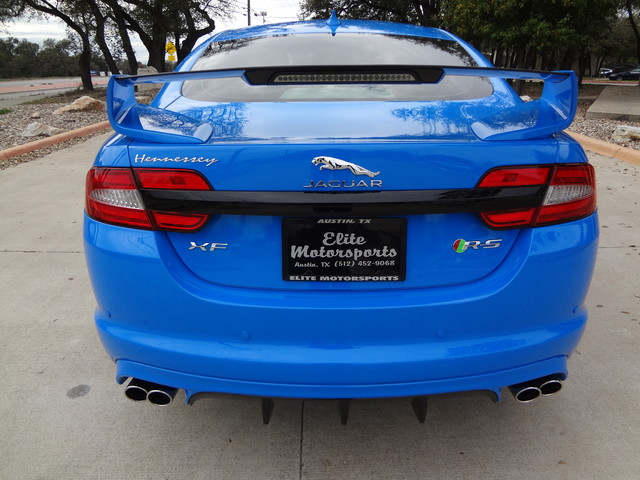 2014 Jaguar XF V8 XFR-S RWD Austin , Texas 3