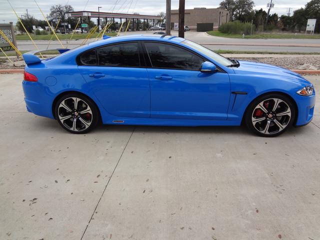 2014 Jaguar XF V8 XFR-S RWD Austin , Texas 5