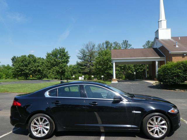2014 Jaguar XF I4 T Leesburg, Virginia 4