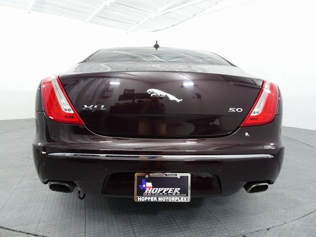 2014 Jaguar XJ XJL Supercharged in McKinney, Texas 75070