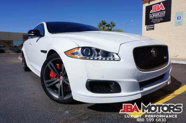 2014 Jaguar XJ XJR LWB XJL R Long Wheel Base XJR L Sedan