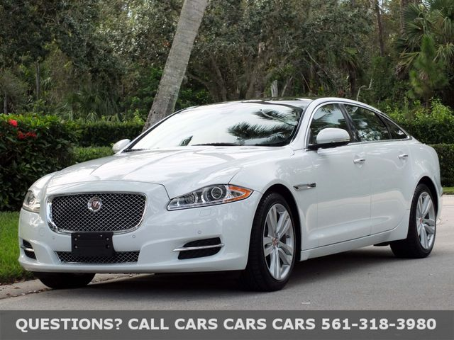 ... 2014 Jaguar XJ XJL Portfolio Supercharged West Palm Beach, ...