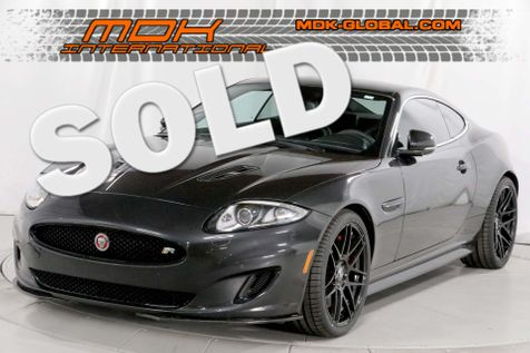 2014 Jaguar XK XKR - Performance - Dynamic - Black Pack in Los Angeles