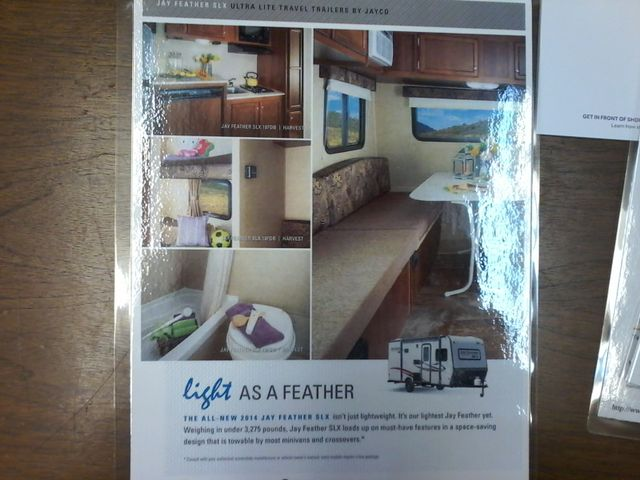 2014 Jayco JAY FEATHER ULTRA LITE SLX 18 FDB San Antonio, Texas 34