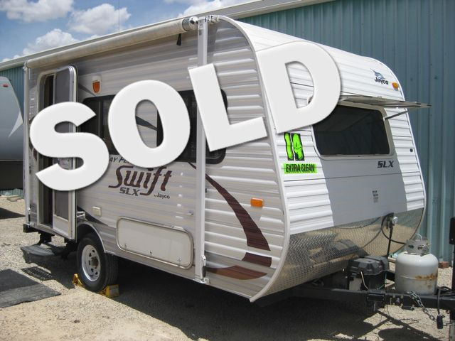 2014 Jayco Swift 145RB Odessa, Texas