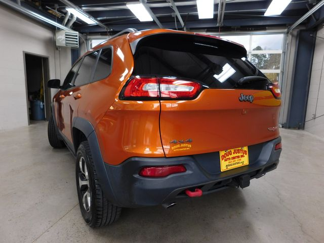 2014 Jeep Cherokee Trailhawk in Airport Motor Mile ( Metro Knoxville ), TN 37777
