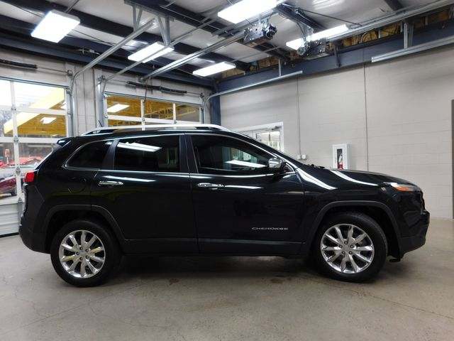 2014 Jeep Cherokee Limited in Airport Motor Mile ( Metro Knoxville ), TN 37777