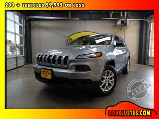 2014 Jeep Cherokee Sport in Airport Motor Mile ( Metro Knoxville ), TN 37777