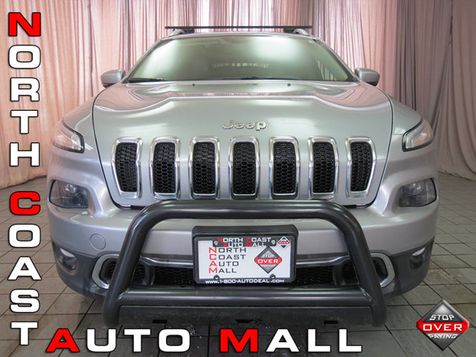 2014 Jeep Cherokee Limited in Akron, OH