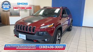 2014 Jeep Cherokee Trailhawk in Akron, OH 44320
