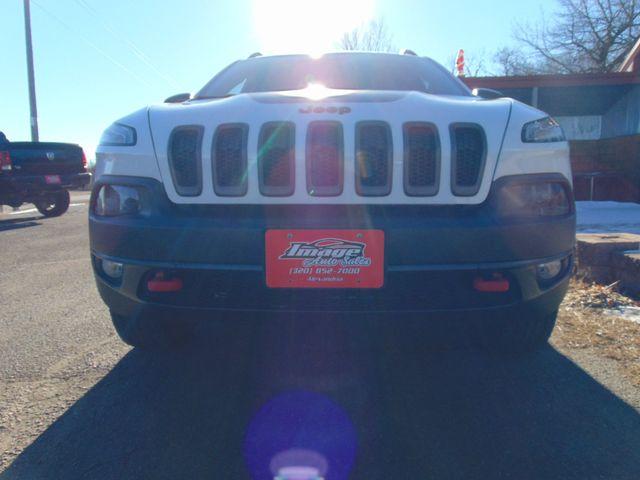 2014 Jeep Cherokee Trailhawk Alexandria, Minnesota 35