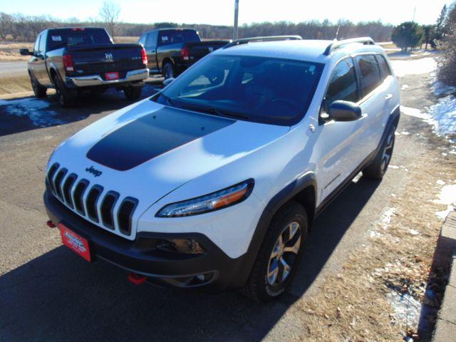 2014 Jeep Cherokee Trailhawk Alexandria, Minnesota 2