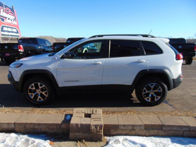 2014 Jeep Cherokee Trailhawk Alexandria, Minnesota 36
