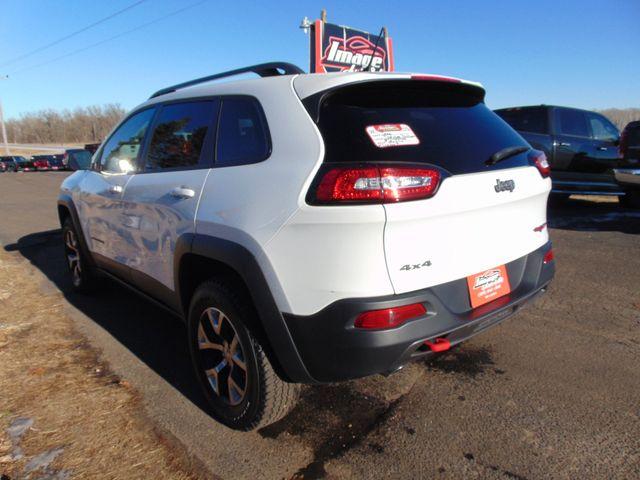 2014 Jeep Cherokee Trailhawk Alexandria, Minnesota 3