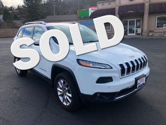 2014 Jeep Cherokee Limited 4WD | Ashland, OR | Ashland Motor Company in Ashland OR