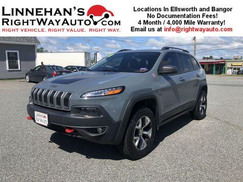 2014 Jeep Cherokee Trailhawk in Bangor