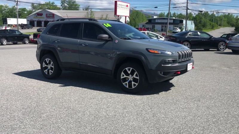 2014 Jeep Cherokee Trailhawk  in Bangor, ME