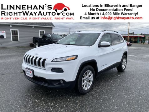 2014 Jeep Cherokee Latitude in Bangor